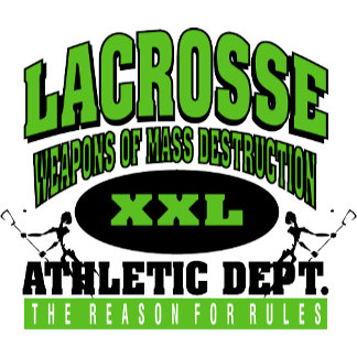Lacrosse Athletic Department T-Shirts Sweatshirts