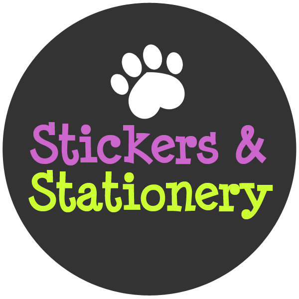 Stickers & Stationery