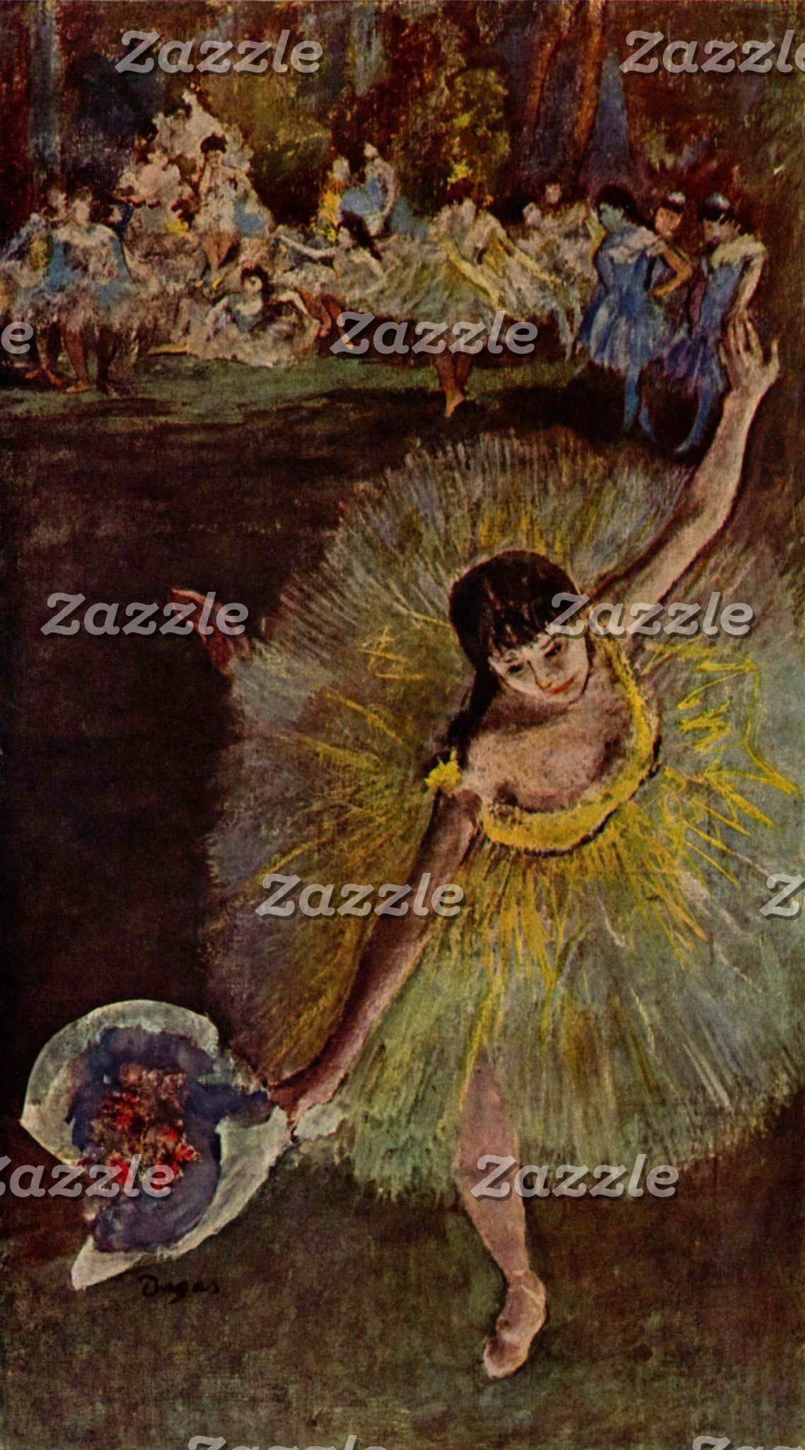 Edgar Degas   Fin d'Arabesque