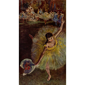 Edgar Degas | Fin d'Arabesque