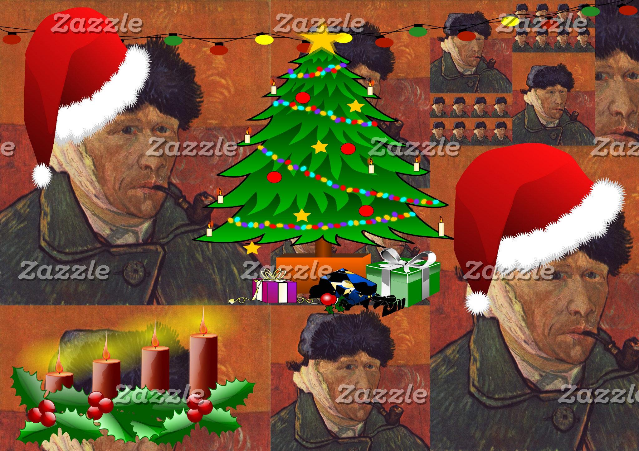 fine art christmas