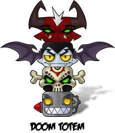 Doom Totem