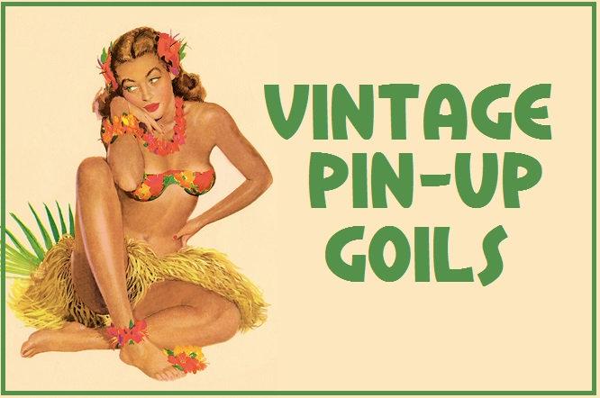 Vintage Pin-up Girls