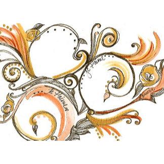 Versailles Swirl