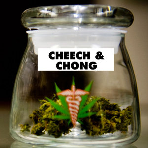Cheech and Chong Jars