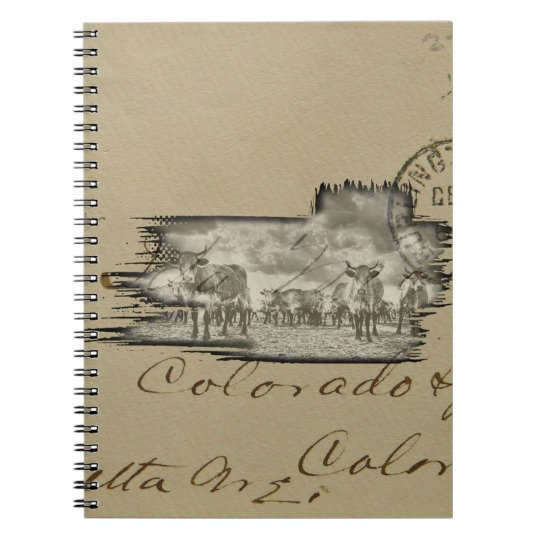 Cattle Notebooks