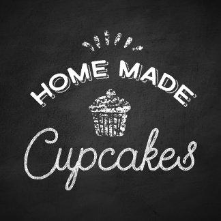 Cupcakes Chalkboard