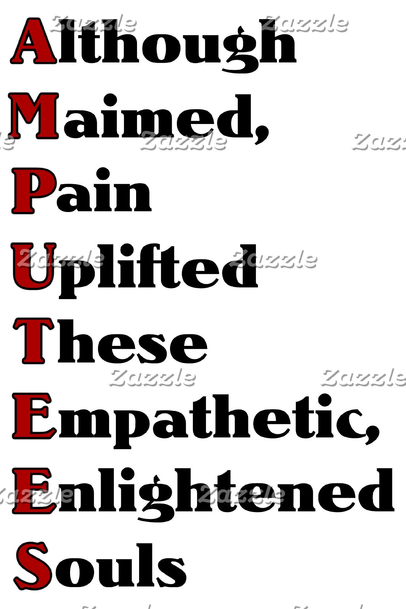A.M.P.U.T.E.E. (o)