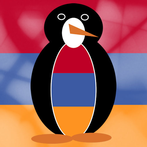 Armenian Talking Penguin