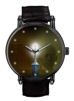 African-American Inventions Watches