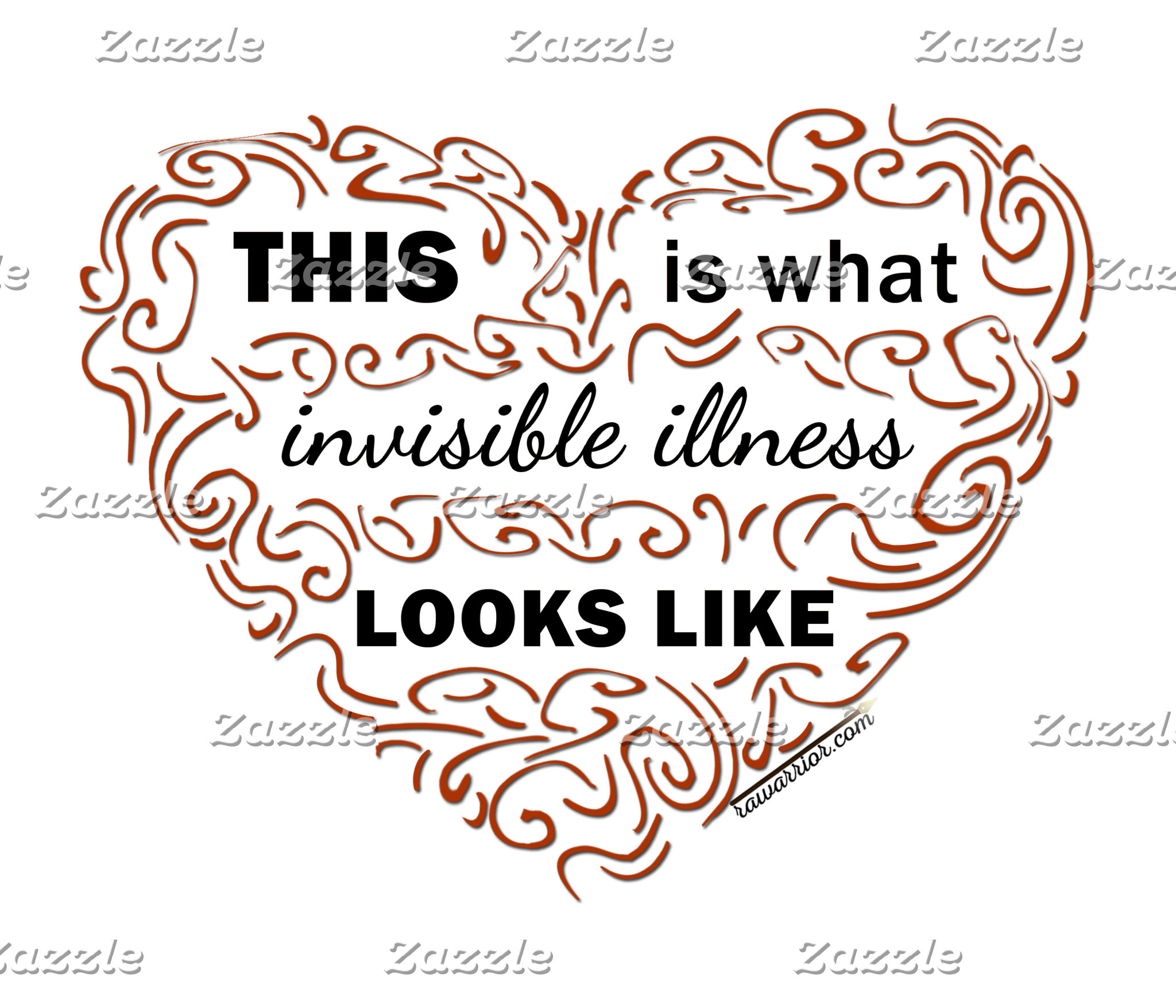What Invisible Illness Looks Like