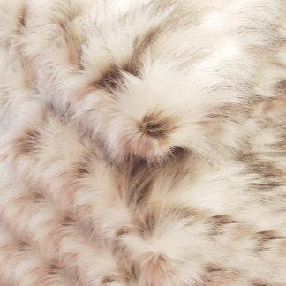 Leather Fur Print