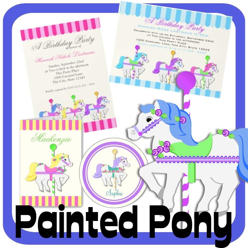 Painted Ponies