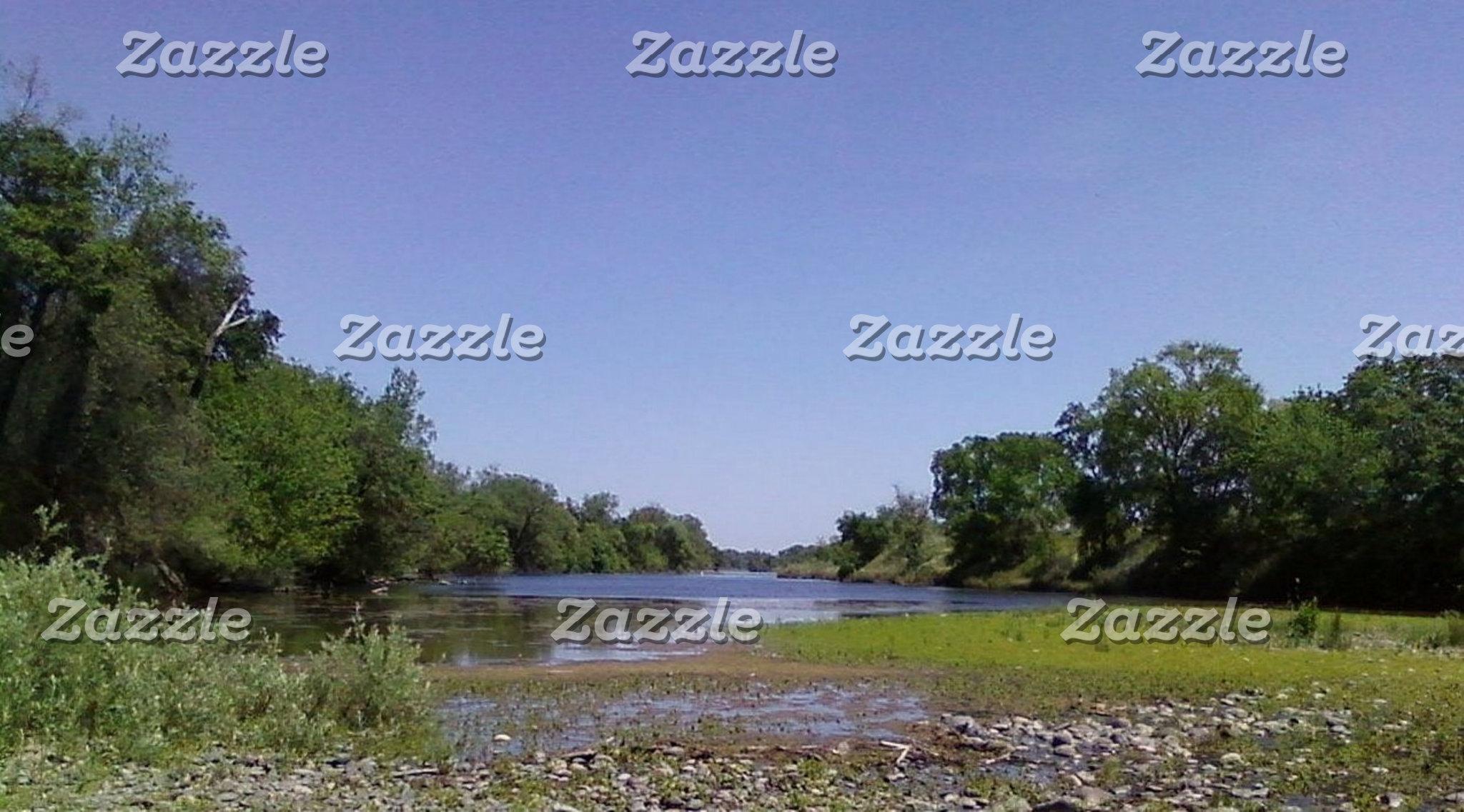American River in Sacramento, CA
