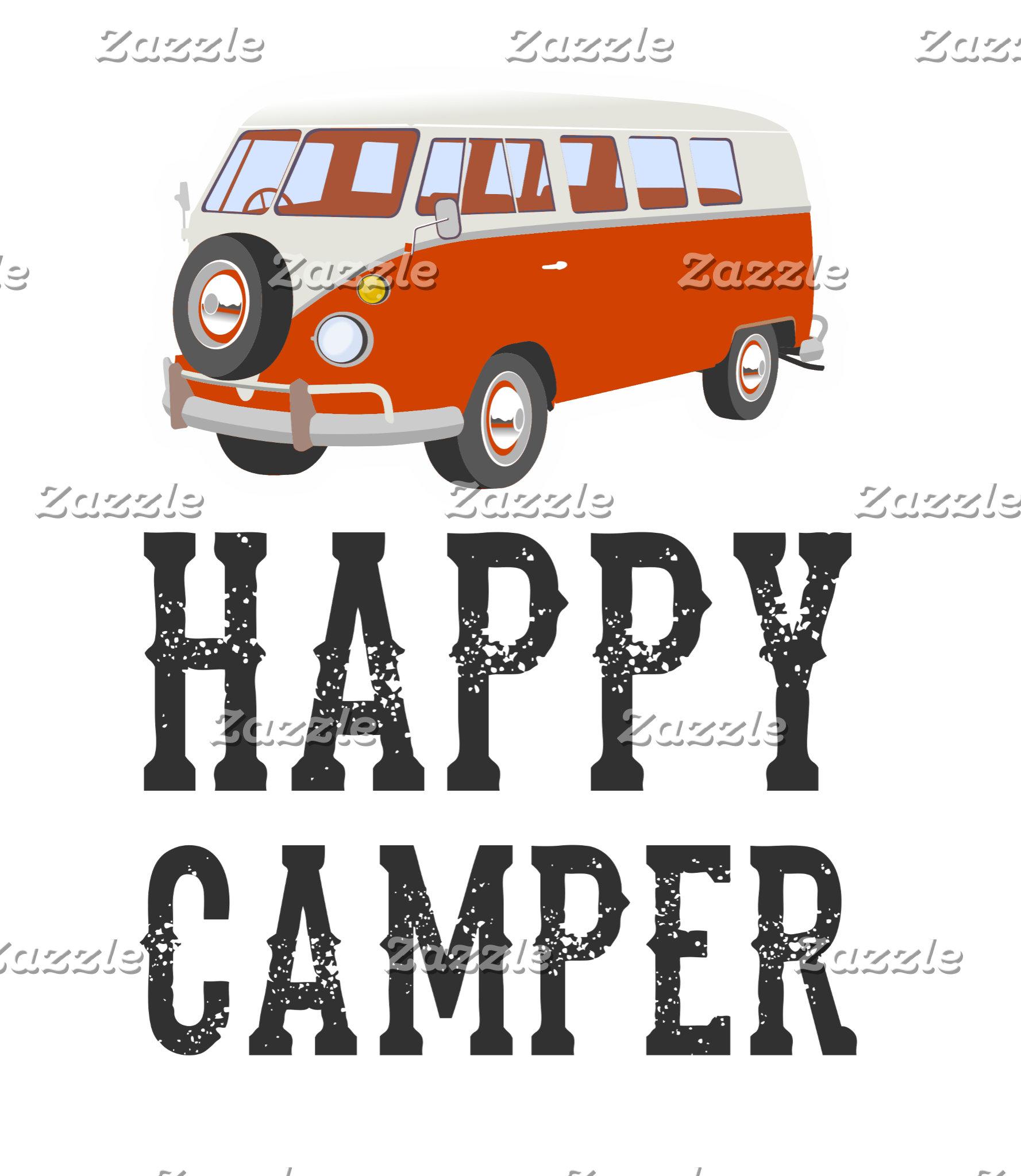 Happy Camper!