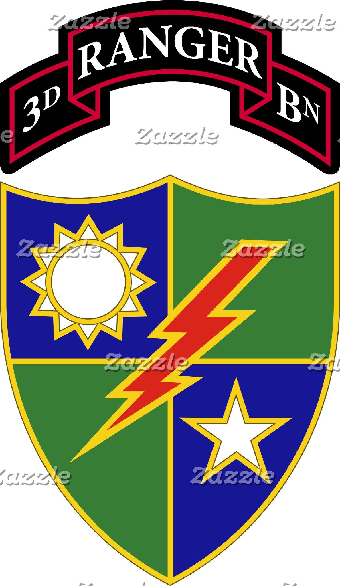 3rd Battalion - 75th Ranger Regiment