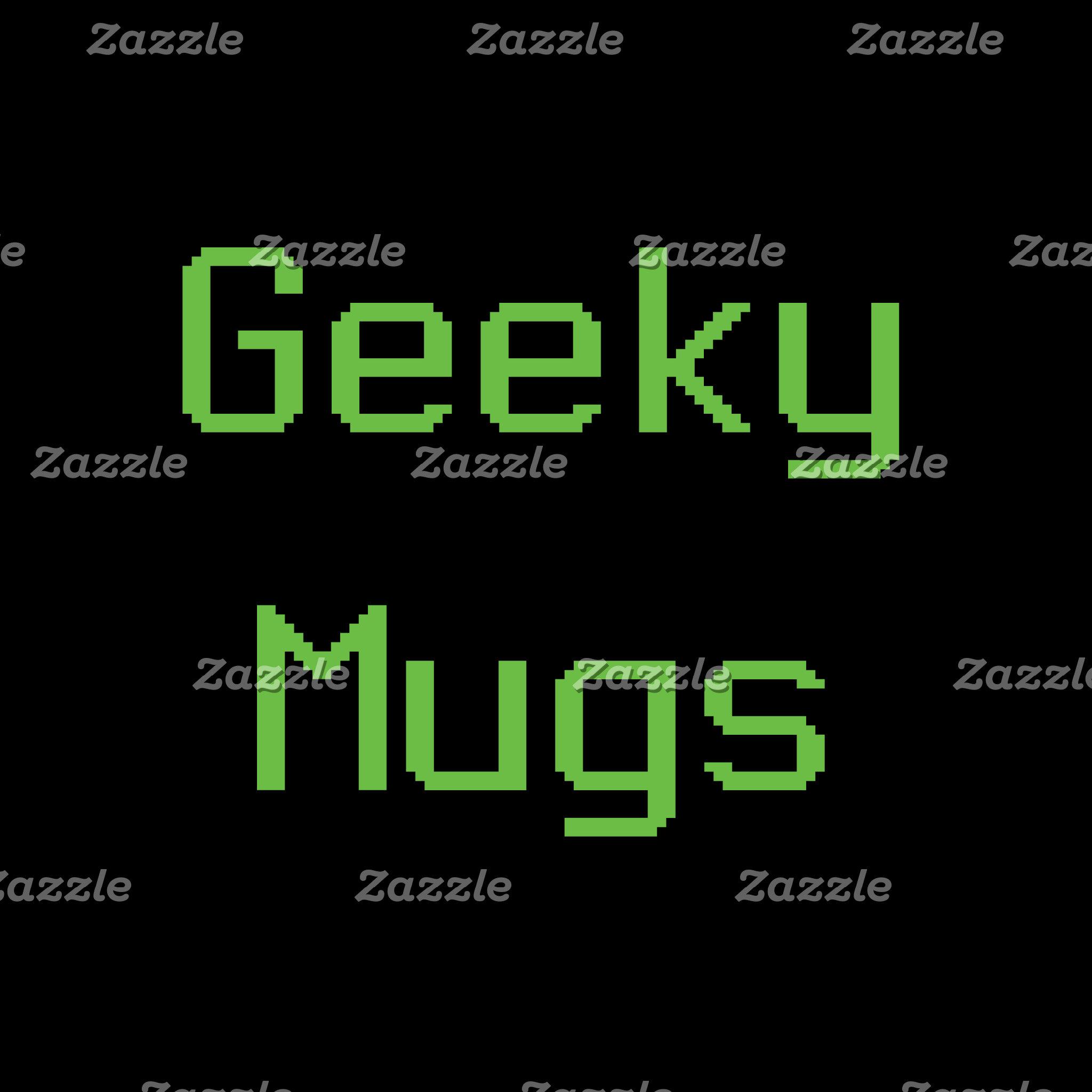 Geeky Mugs