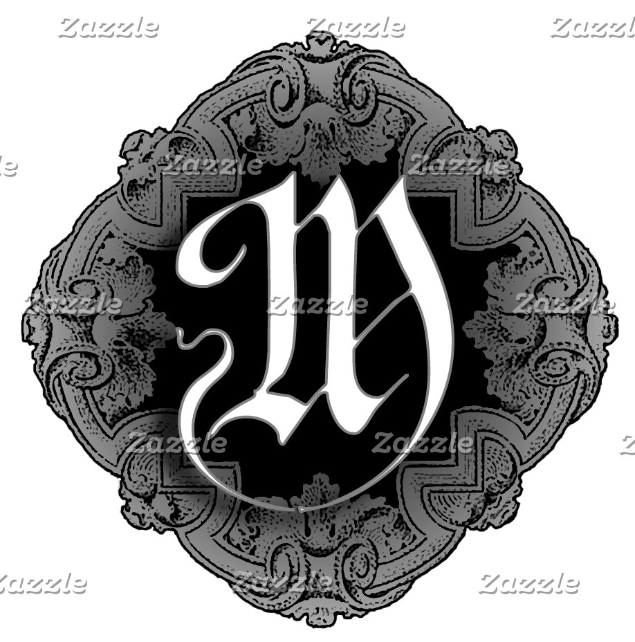 Elegant Goth Initial Products