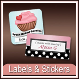 Labels & Stickers