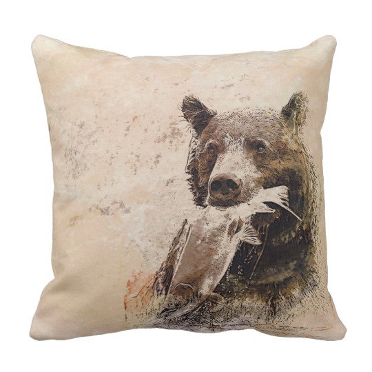 Bear Pillows
