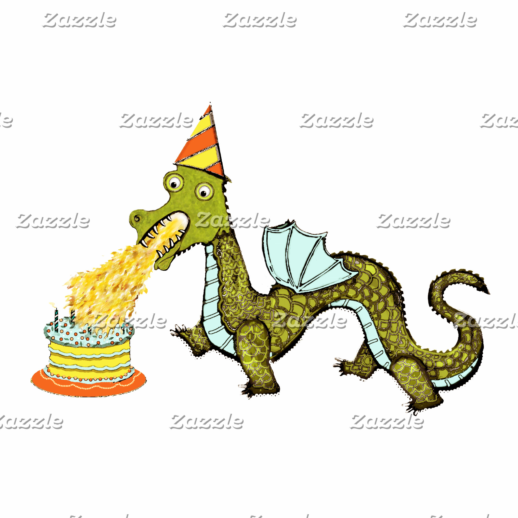 DRAGON BIRTHDAY