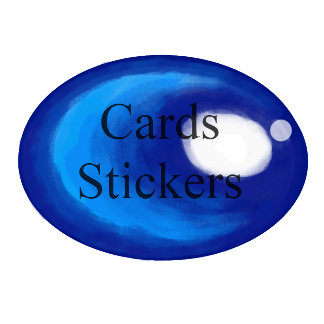 Stamps/Cards/Stickers/ Bumper stickers