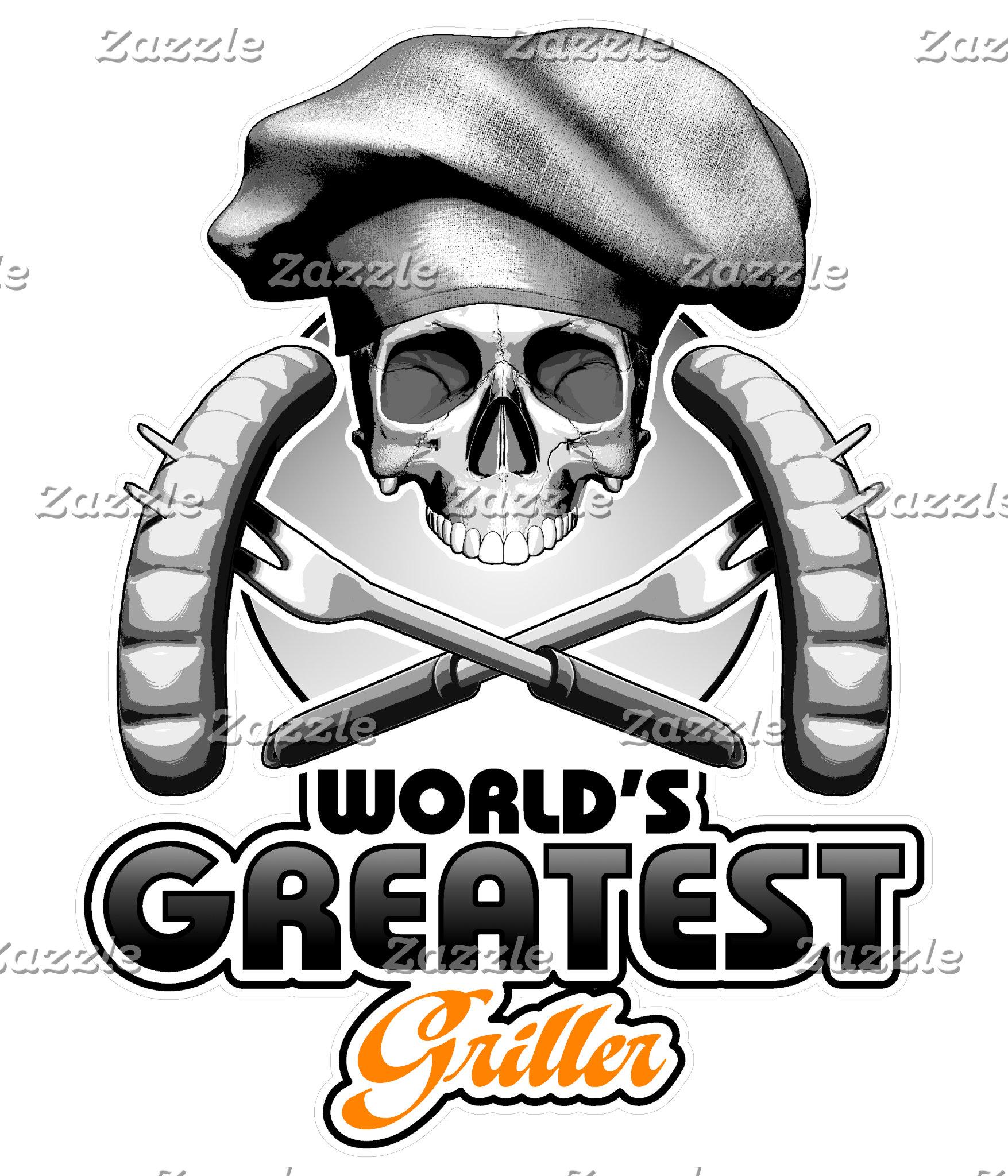 World's Greatest Griller v6