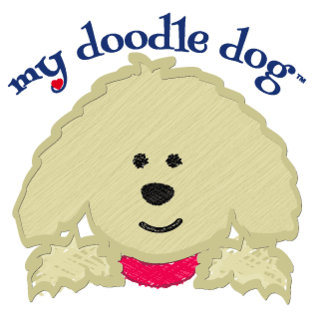 Golden Doodle Dogs
