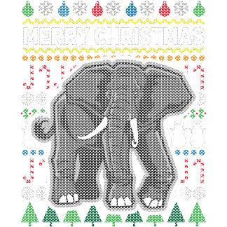 Elephant Ugly Sweater