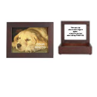 Pet Memorial Keepsake Boxes