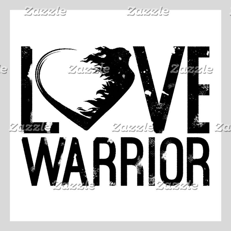 Wear Love Warrior