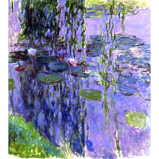 Monet Cards & Postage