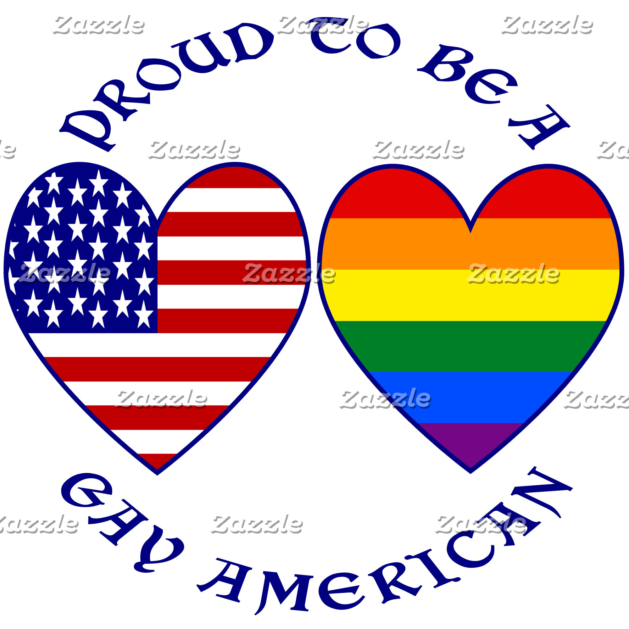 Proud to be a Gay American