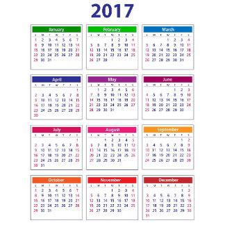 - Calendars