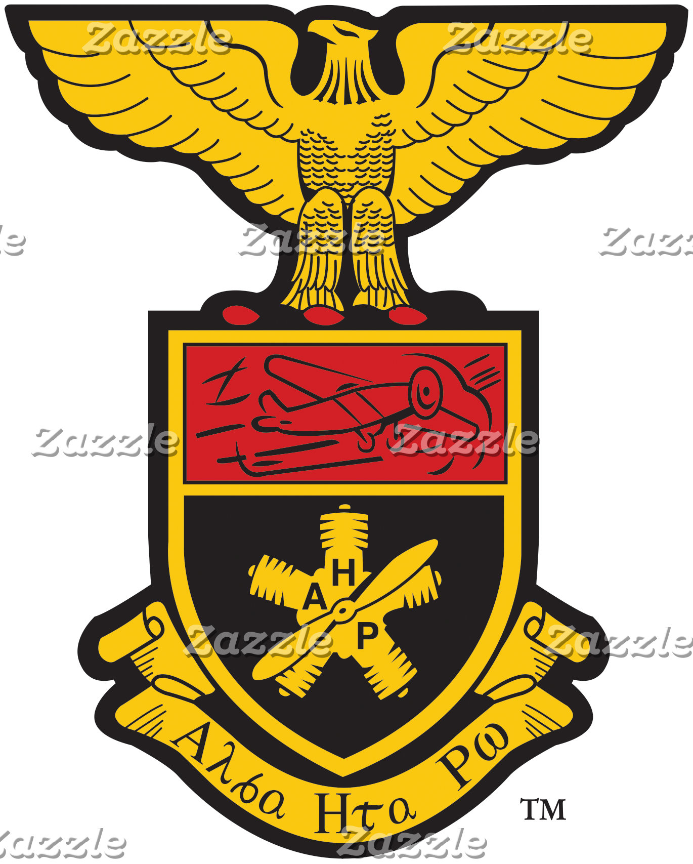 AHP Crest - Color