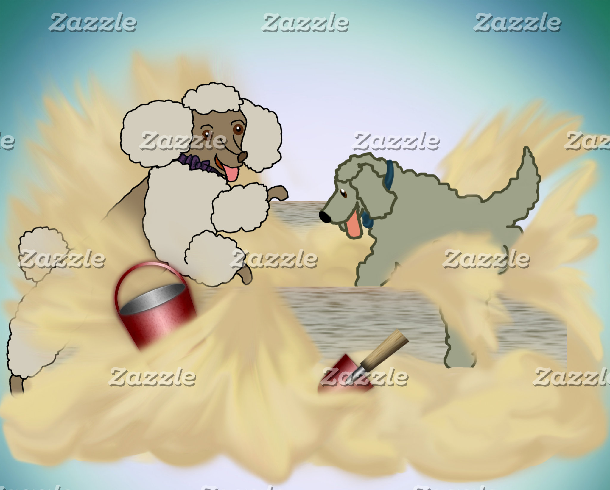 Sandbox Poodles