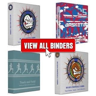 Sports Binders