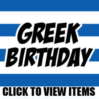 Greek Birthday