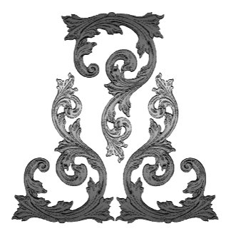 Elegant Ornate Goth Design