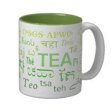 Language Mugs