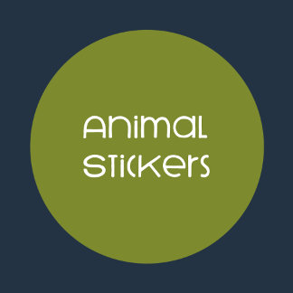 Animal and Insect Stickers