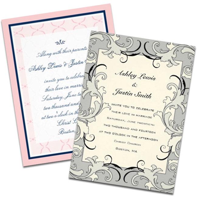 Elegant Wedding Collections