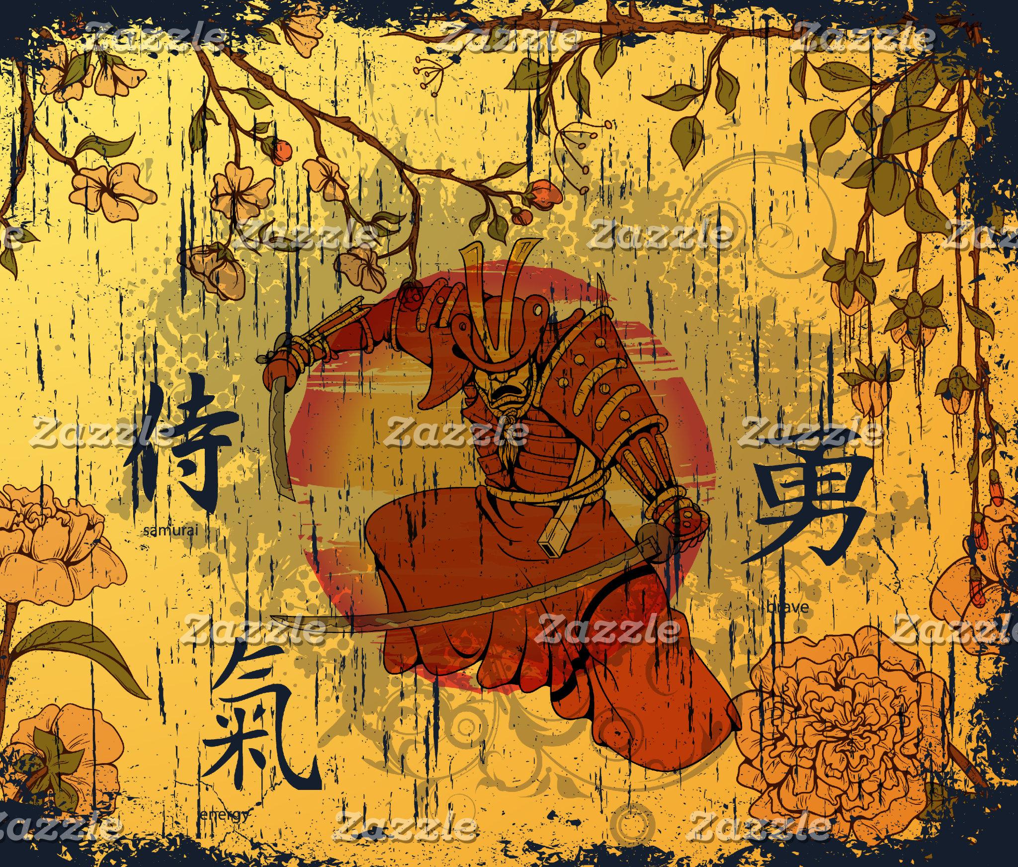Asian Vintage Art