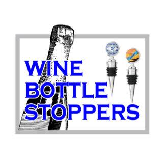 Wine Bottle Stoppers