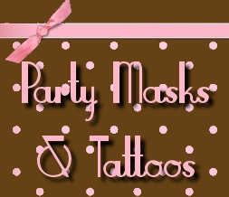 Party Masks & Other Tattoos