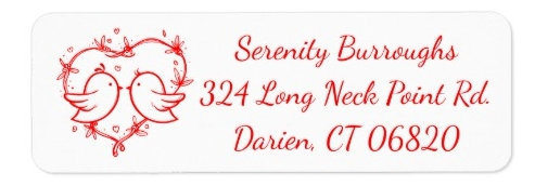 ADDRESS LABELS