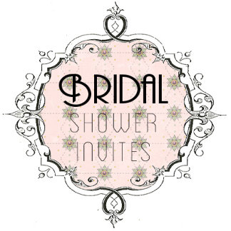 Bridal and Wedding Shower Invitations