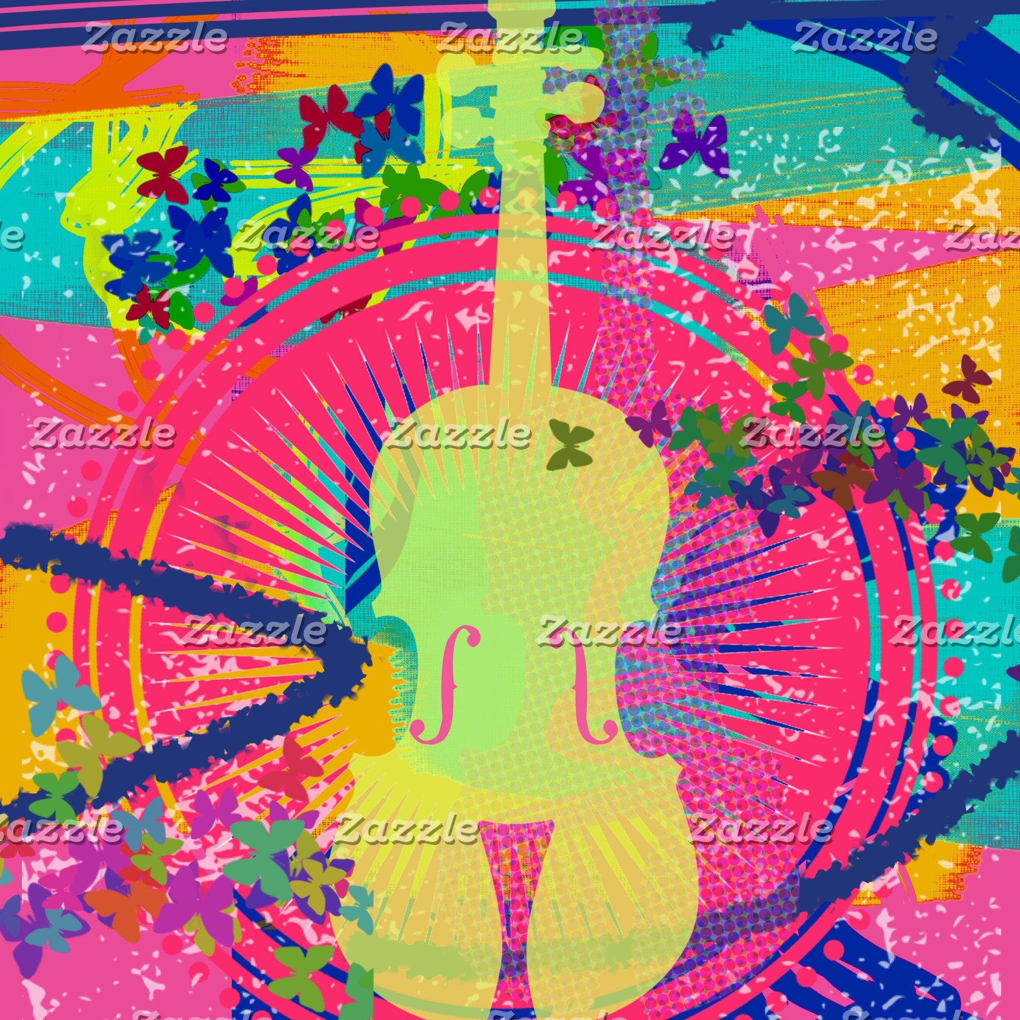 Violin Posters