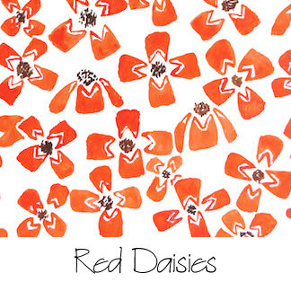 Red Daisies