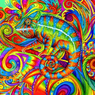 Psychedelizard
